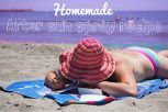 Homemade after Sun Lotion