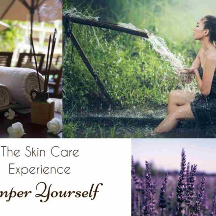 the skin care experience